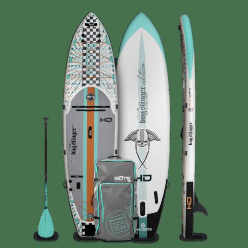 HD Aero 11′6″ Bug Slinger™ Echo Inflatable Paddle Board
