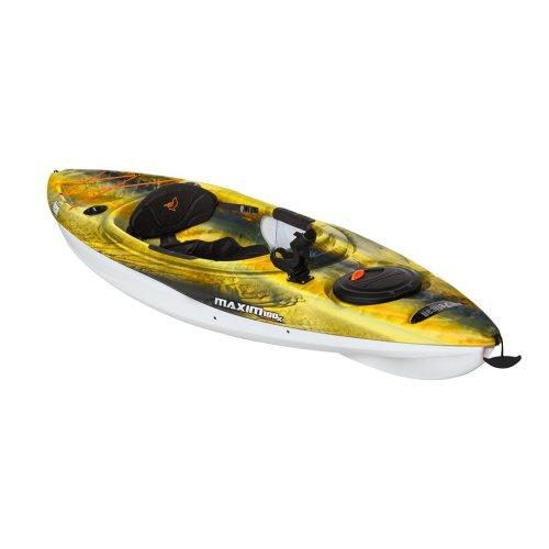 Maxim 100X angler fishing kayak