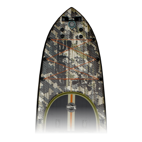 Rackham Aero 12′4″ Verge Camo Inflatable Paddle Board