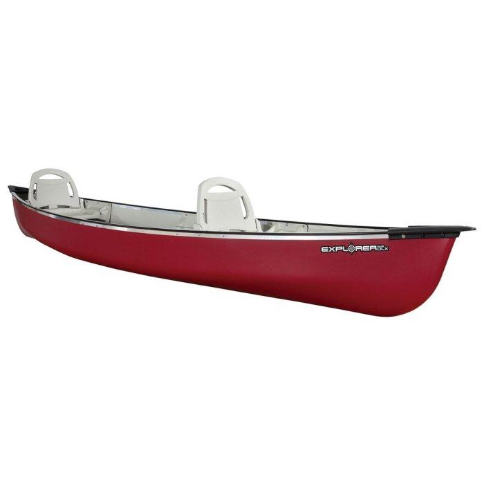 Explorer 14.6 DLX canoe