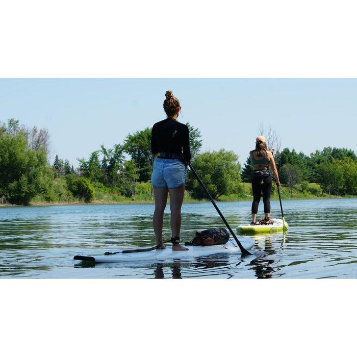 Saona 106 paddle board with paddle