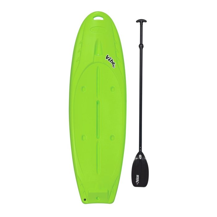 Vibe 80 Paddle Board with paddle