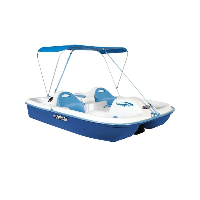 Voyage DLX angler pedal boat