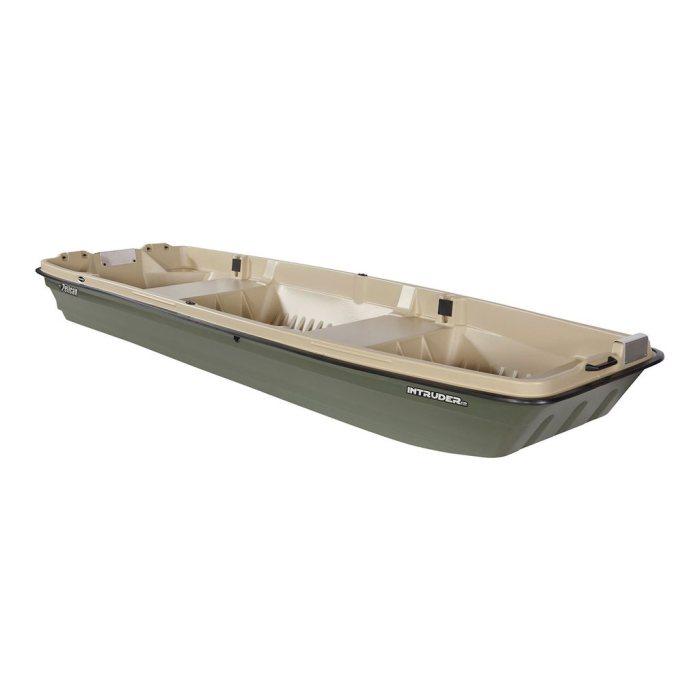 Intruder 12 fishing boat