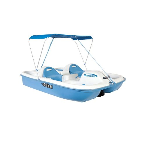 Monaco DLX pedal boat with canopy