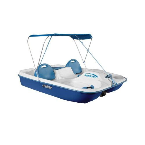 Rainbow DLX Pedal boat