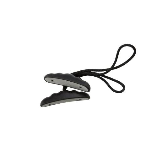 Black & grey ergonomic kayak t-carrying handles