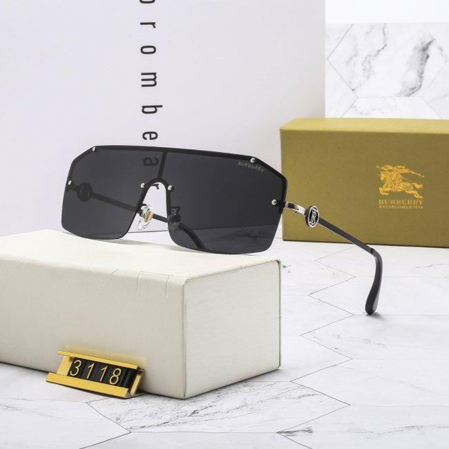 Fashion and cool one-piece polarized sunglasses
