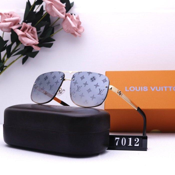 Fashion printing lens L7012 sunglasses