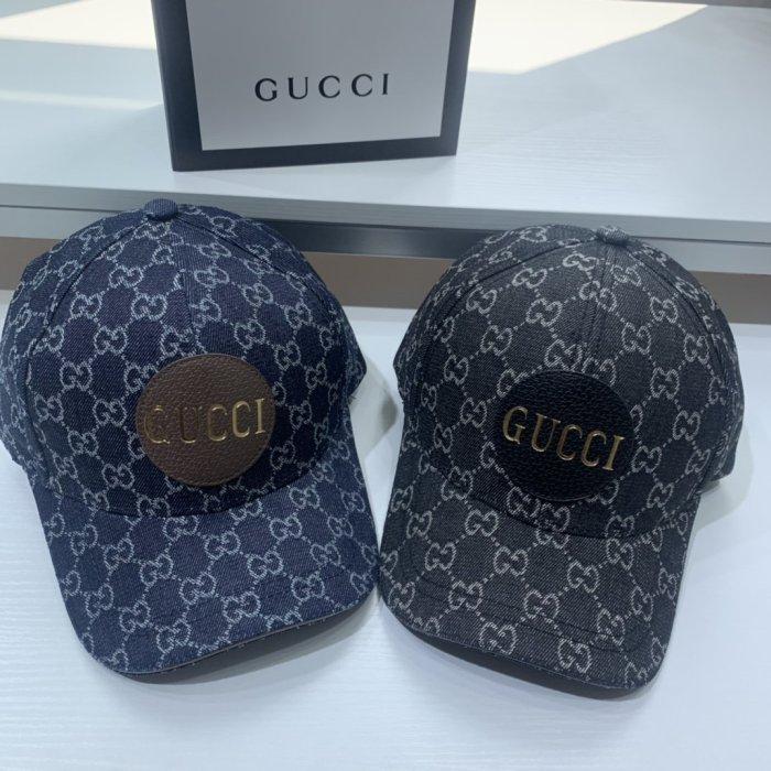 New cowboy leather label baseball cap