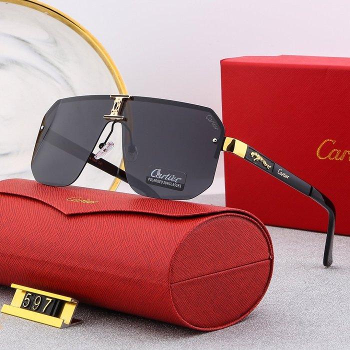 Fashionable Men Polarized C597 Sunglasses