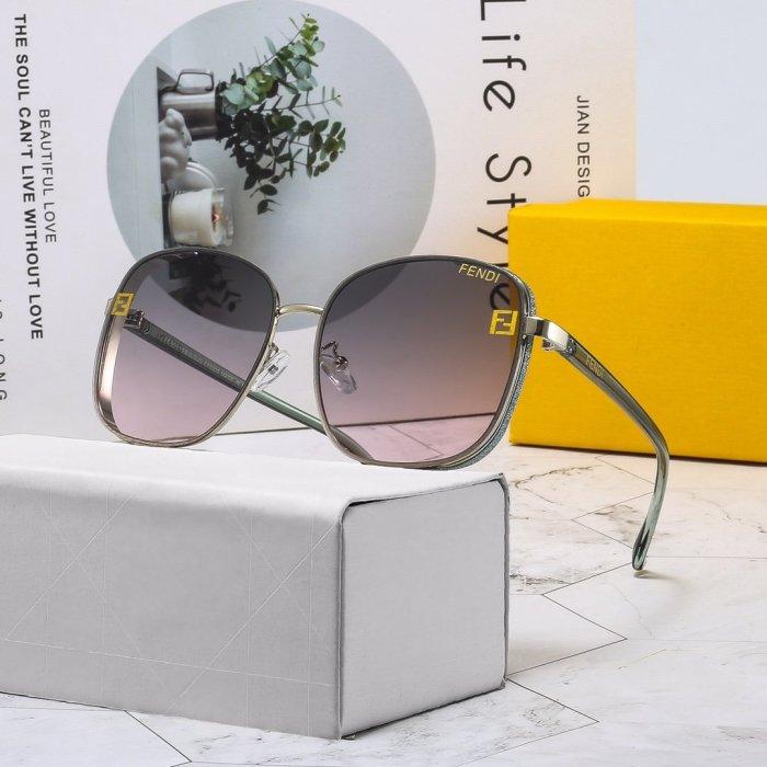 Fashion starry sky thickened F0333 sunglasses