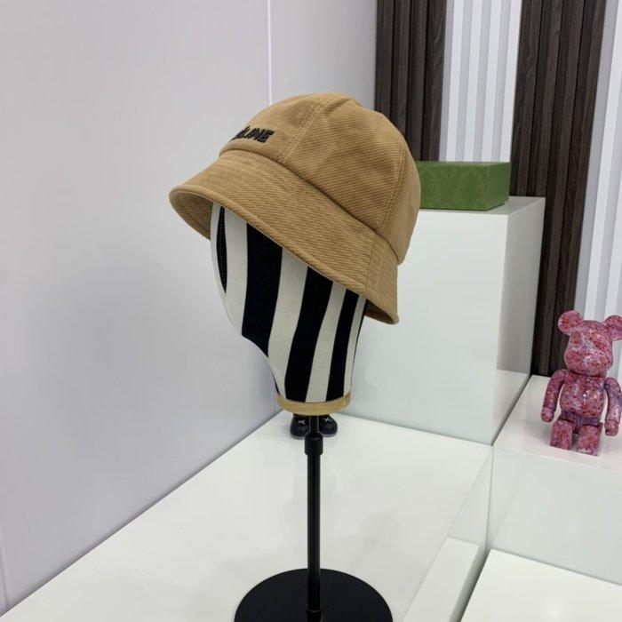 New style pure cotton small brim bucket hat