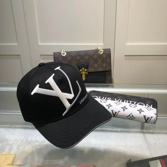 Embroidered all-match baseball cap