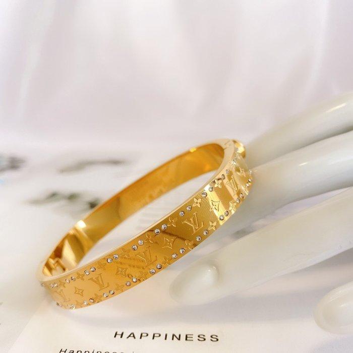 Full diamond square bracelet