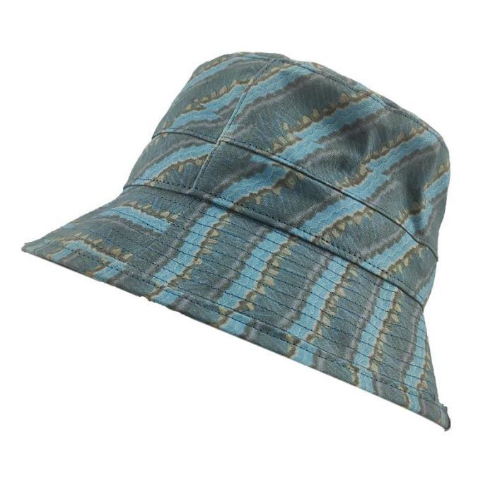 Pattern fisherman hat