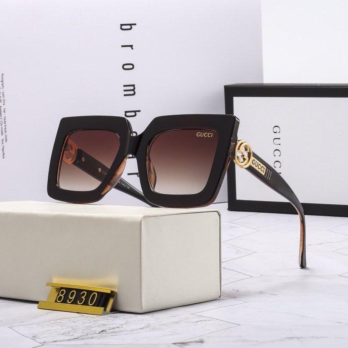 Trendy big frame G8930 sunglasses