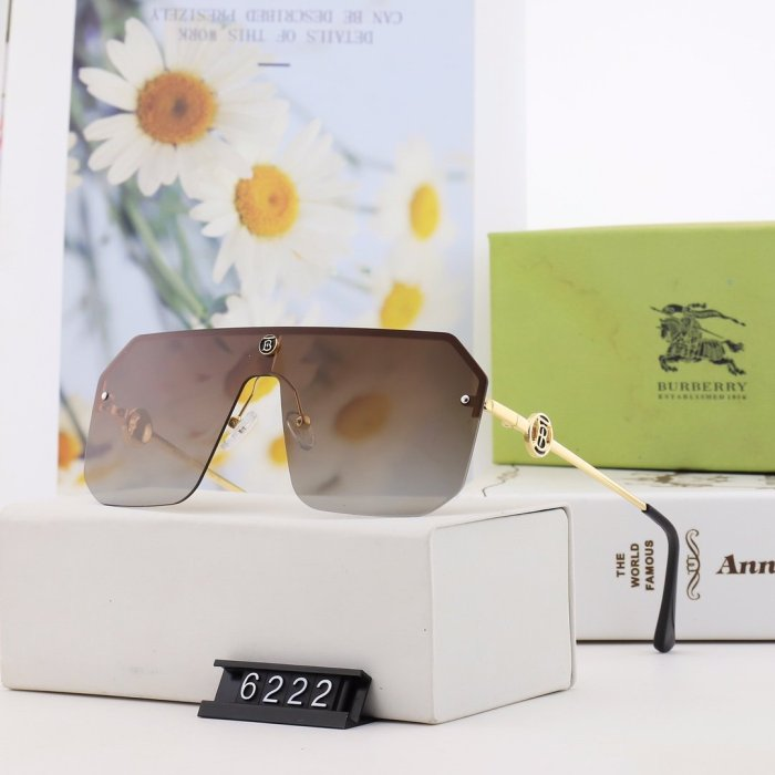 Fashion One Piece Polarized B6222 Sunglasses