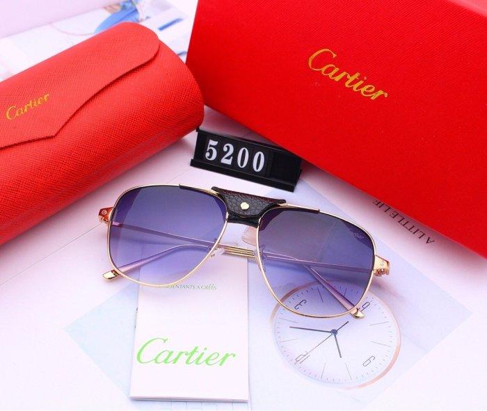 Polygonal cut edge gradient sunglasses