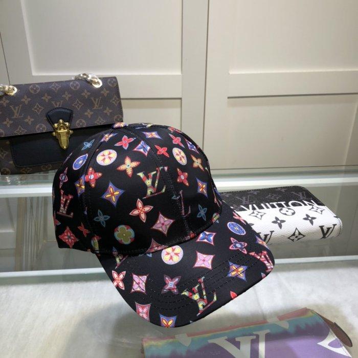 New personality pattern baseball cap