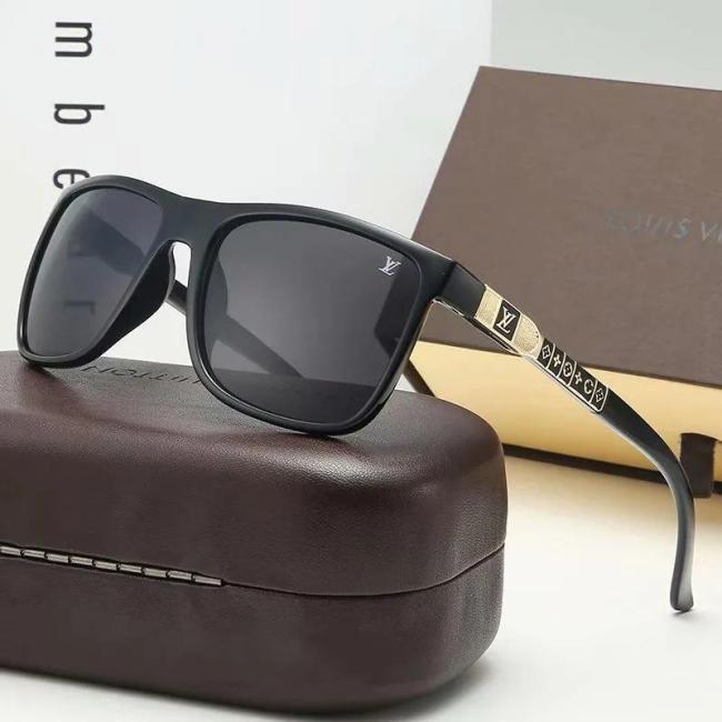 Fashion big frame all-match sunglasses