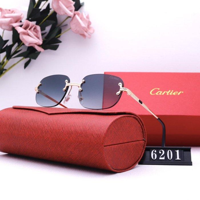 Fashion ladies small frame C6201 sunglasses