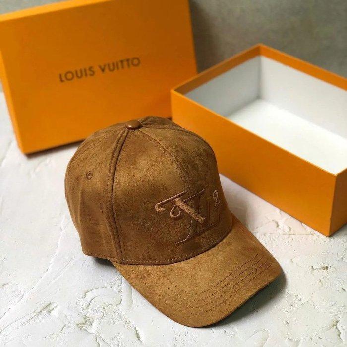 Washed velvet embroidery baseball cap