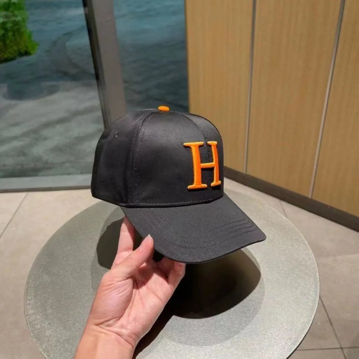 All-match simple embroidery baseball cap