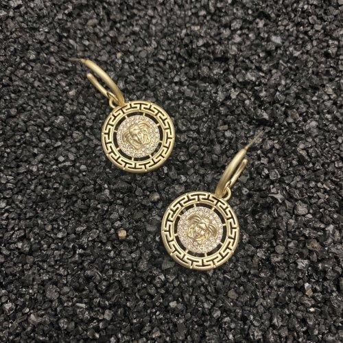 Classic circle earrings