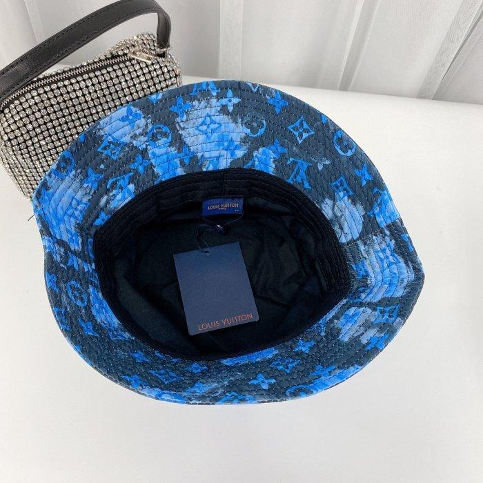 Personalized new tie-dye bucket hat
