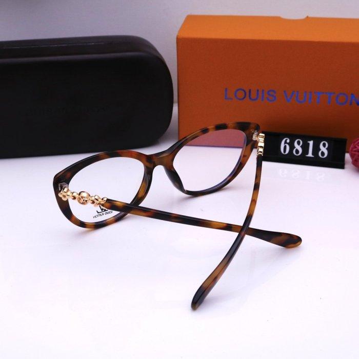 New all-match cat eye flat glasses