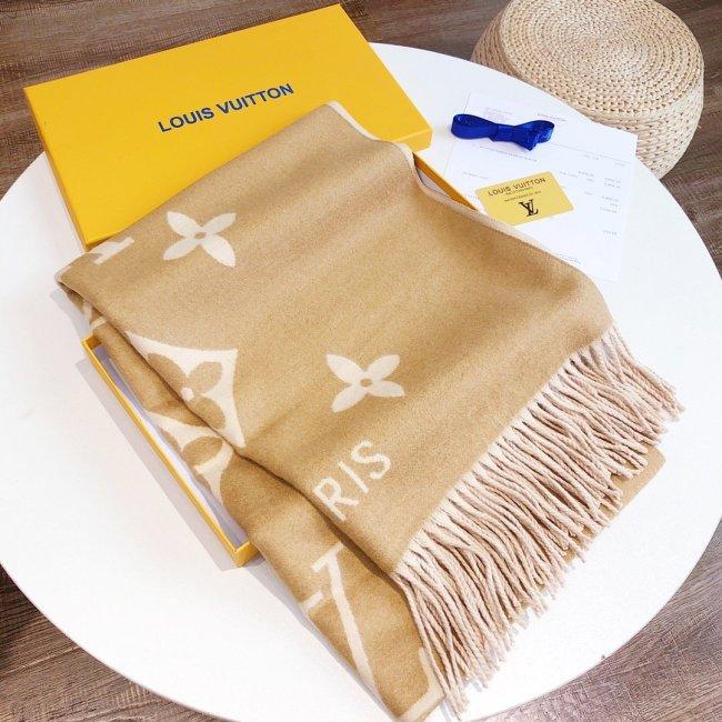 6-color four-leaf clover rabbit cashmere shawl scarf