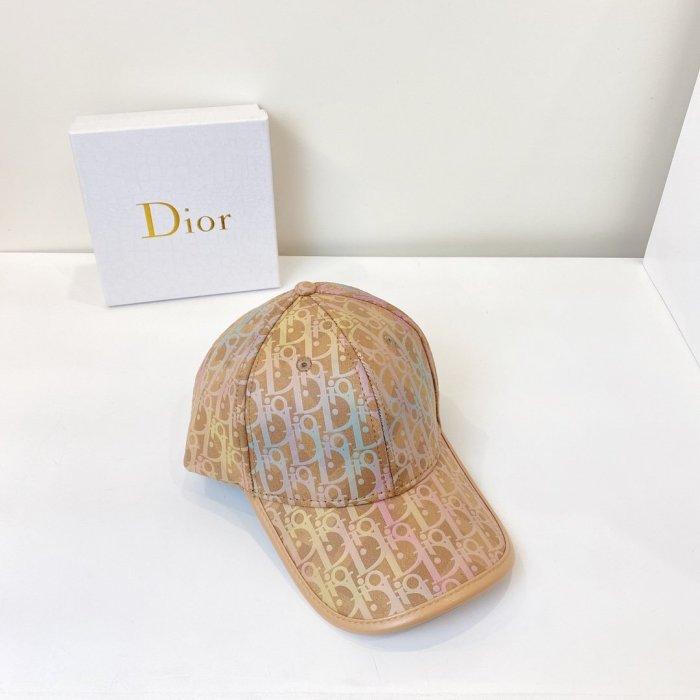 New color print baseball cap