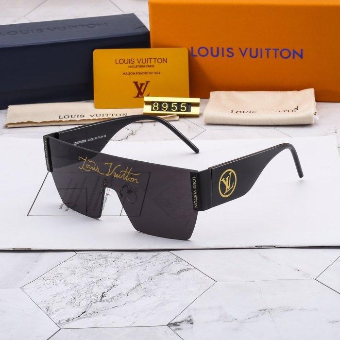 New style one-piece fashion sunglasses