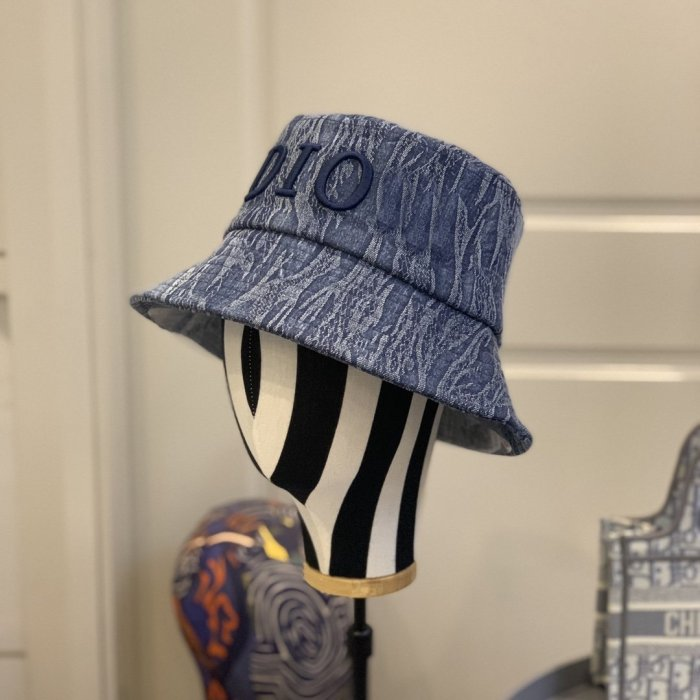 New embroidery fashion bucket hat