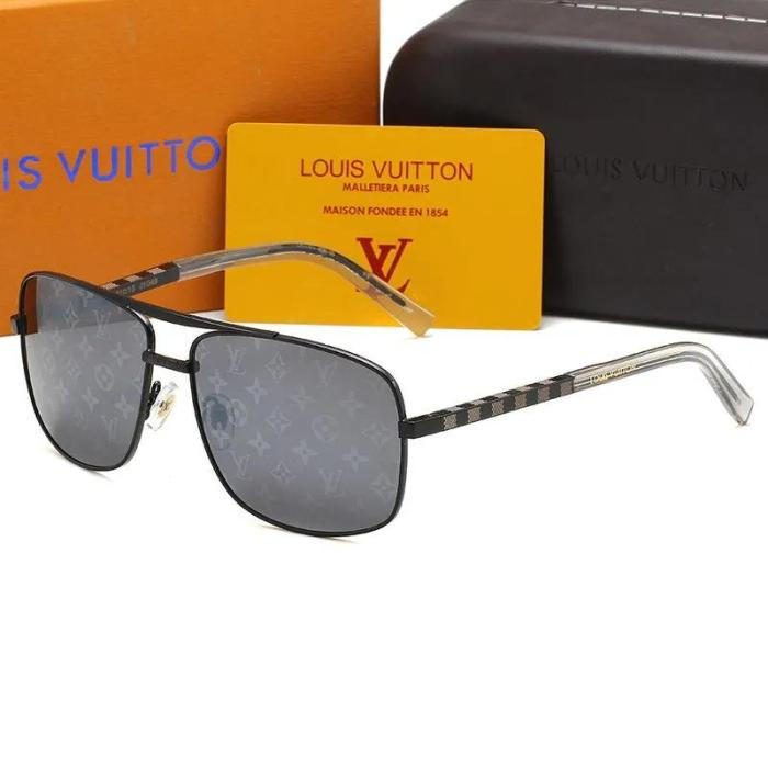 Fashion new style square frame sunglasses