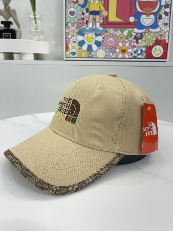 Joint Embroidered Baseball Cap