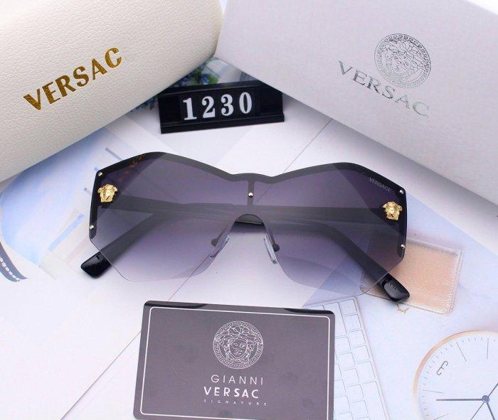 Gradient frameless FZ1230 sunglasses