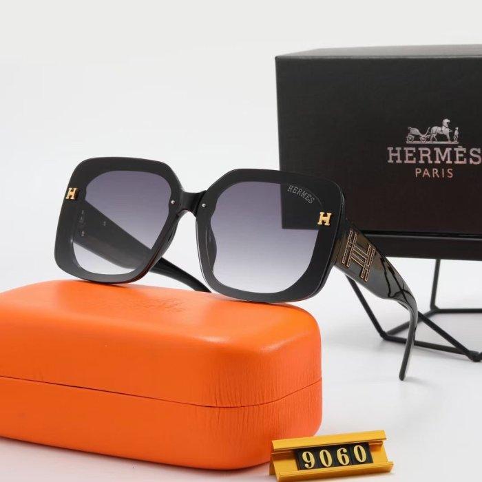 Fashion trend big frame thick legs sunglasses