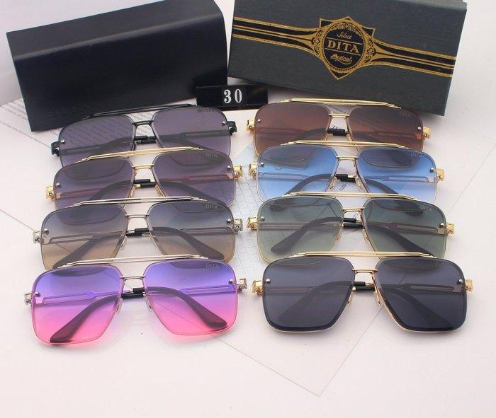 Fashion high definition big frame sunglasses