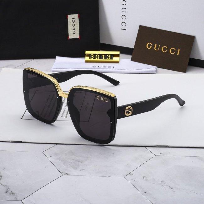 New semi-metallic G3013 sunglasses