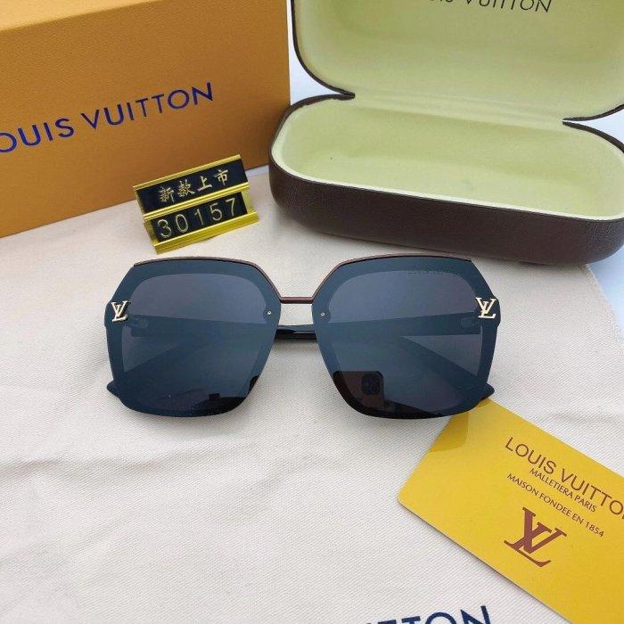 Metal letter frame L30157 sunglasses