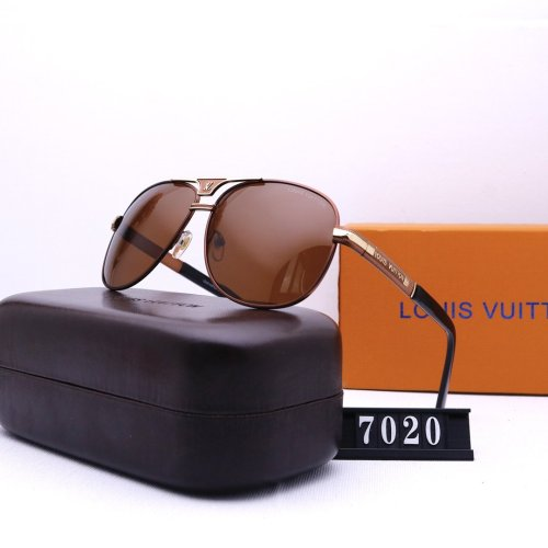 Trendy Polarized Driving Sunglasses