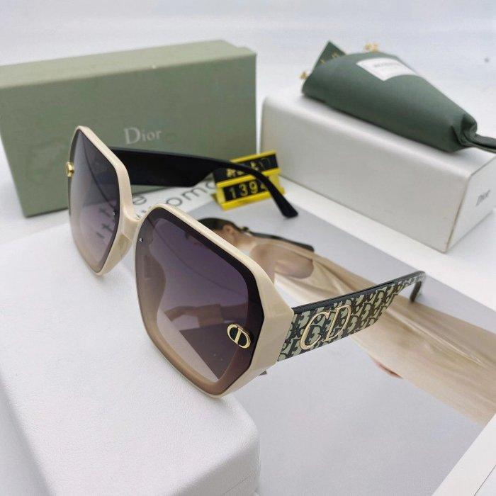 Fashion printed letter D1394 sunglasses