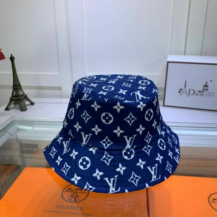 Canvas breathable bucket hat