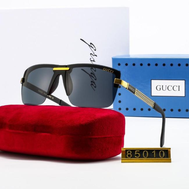 Classic frameless men's G85010 sunglasses