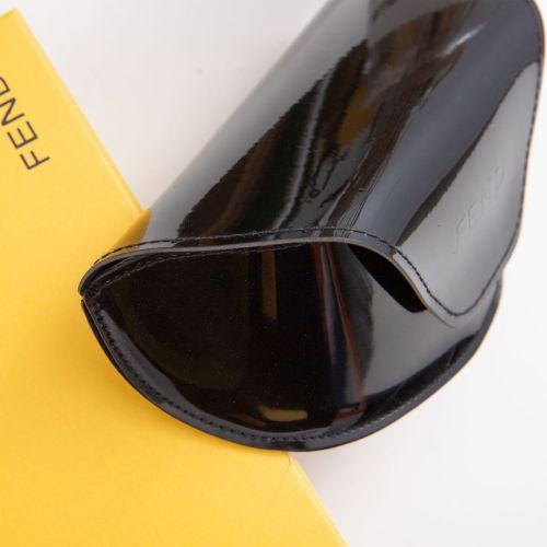 F GLASSES CASE