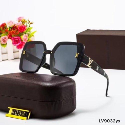 New large frame polarized L9032 sunglasses