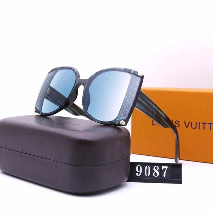 Fashion new big frame high-definition sunglasses
