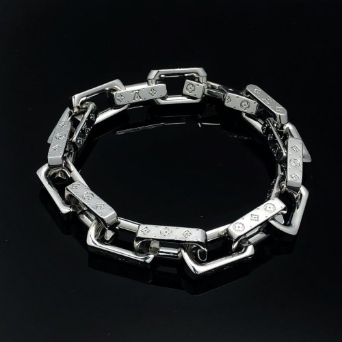 Quenched Bamboo Bracelet